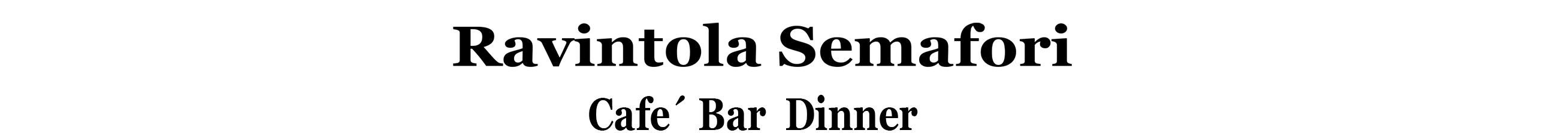 Ravintola Semafori